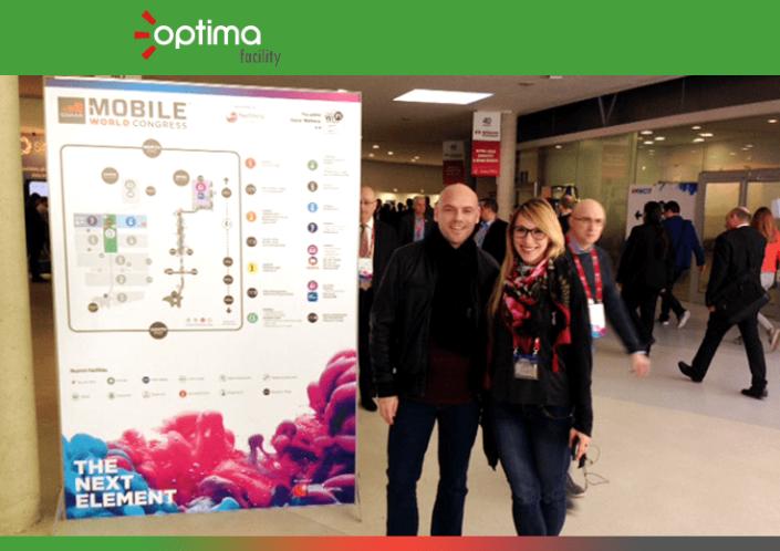 Optima facility contrata a más de 40 personas en riesgo de exclusión social para prestar servicio en el Mobile World Congress