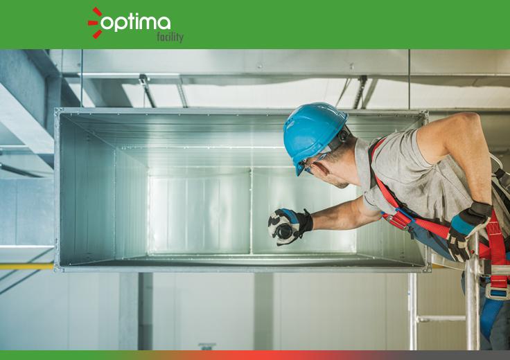 Optima instala equipos de climatización de expansión directa y enfriadoras en UPC