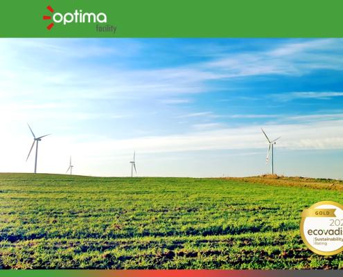 Optima obtiene la certificación Gold de EcoVadis gracias a un modelo de negocio sostenible