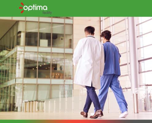 Optima inicia el servicio de limpieza del Departamento de Salud de Sagunto, que incluye el Hospital de Sagunto